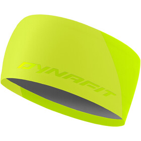 Dynafit Performance Dry 2.0 Bandeau, neon yellow